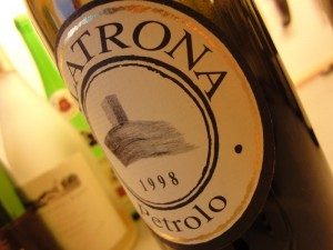 1998 Petrolo Galatrona