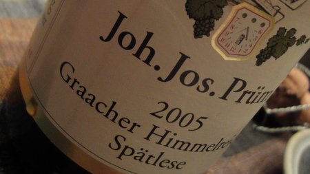 sptlese riesling mosel