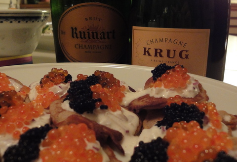 Krug Champagne Ruinart Champagne