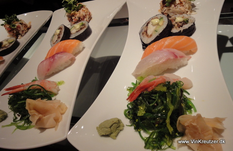 sushi Ølstykke tykke kvinder