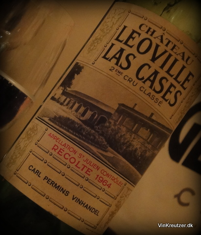 1964 Château Leoville-las-Cases, Saint Julien