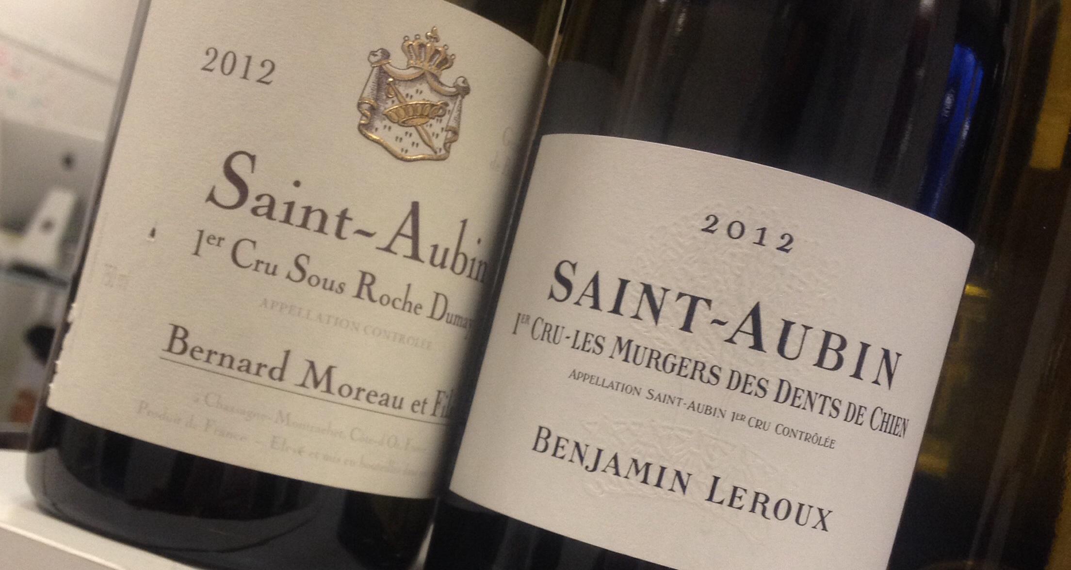 Benjamin Leroux Saint Aubin