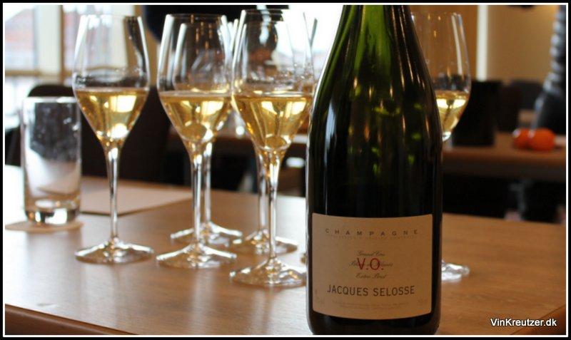 champagne fremstilling